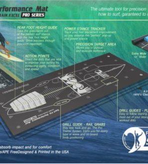 Pro Trainer Surf Mat