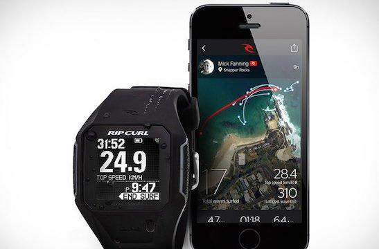 RipCurl Search GPS Watch