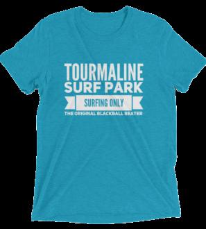 Tourmaline Surf Park Blackball Beater T-shirt