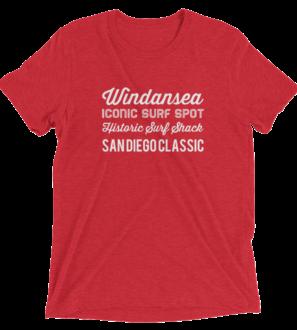 Windansea_Surf Spot Tri-Blend T-shirt