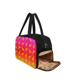 Weelemd Sirf Trip Bag - Neon Pineapple