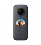 Insta 360 One X2 LCD view